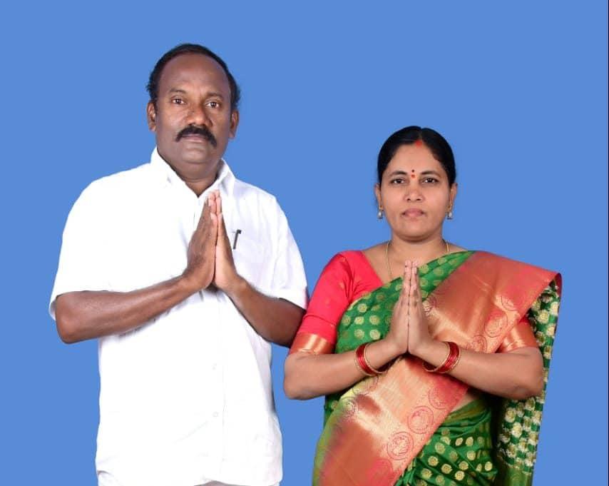 Madugula Chandrakala Chandra Reddy