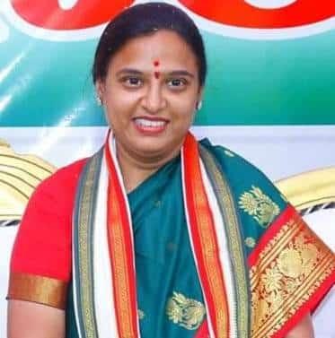 Nalamada Padmavathi Reddy