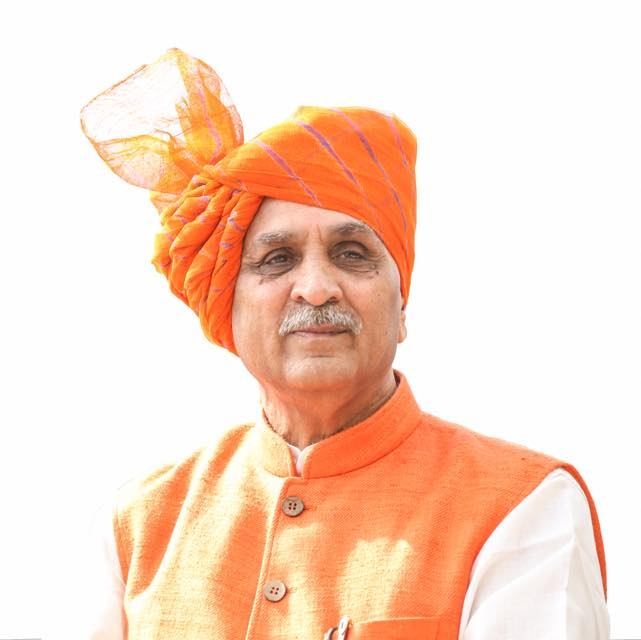 Vijaykumar Ramniklal Rupani
