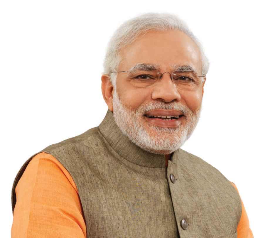 Narendra Modi - the Leaders Page