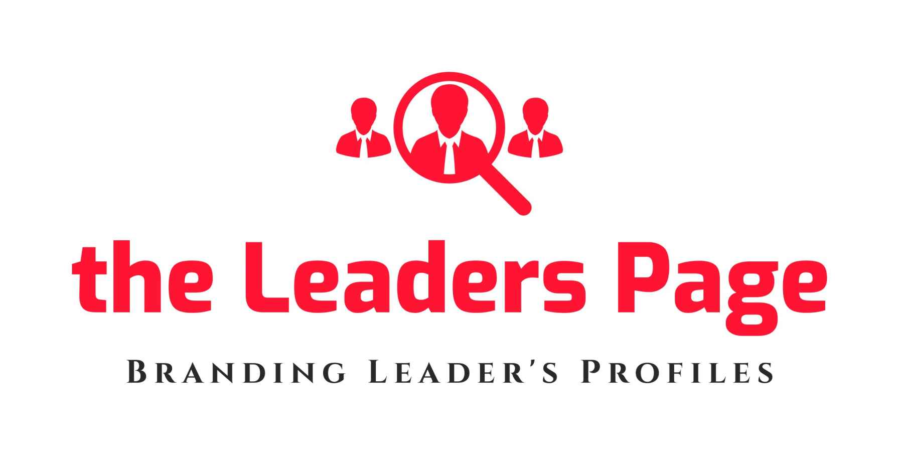 the Leaders Page