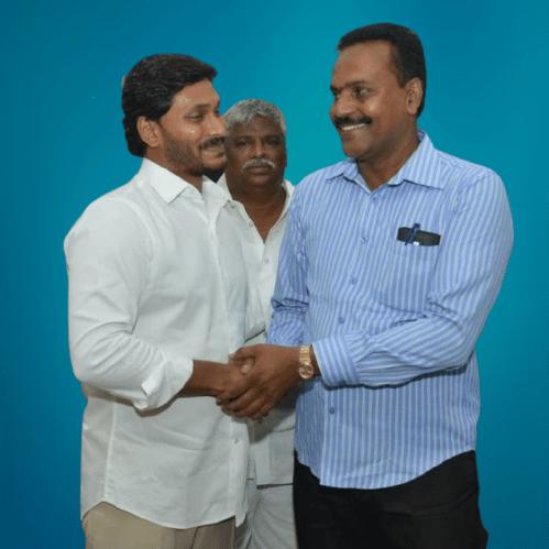 Velagala Srinivas Reddy