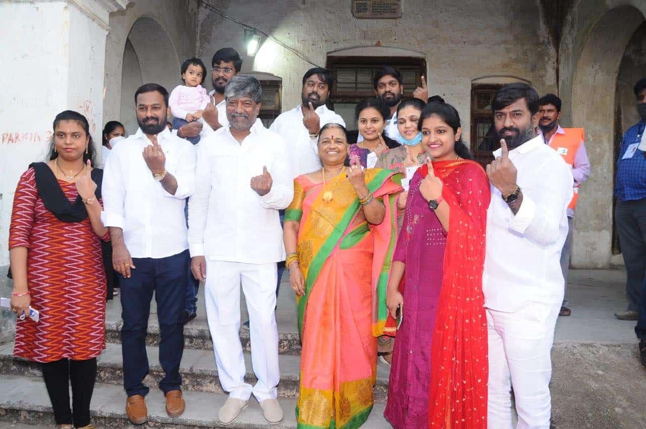 T. Padma Rao Goud   Deputy Speaker   MLA   Minister   Corporator   Municipal Councilor   TRS   Secunderabad   Hyderabad   Telangana   theLaedersPage