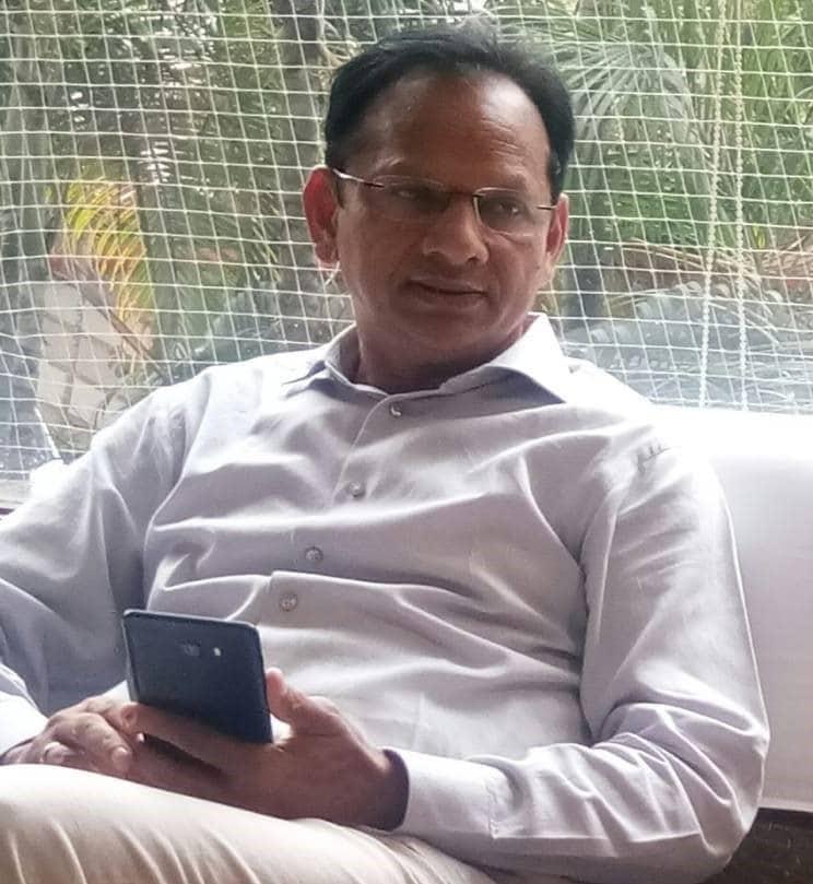 Dwarapureddi Jagadeeswara Rao