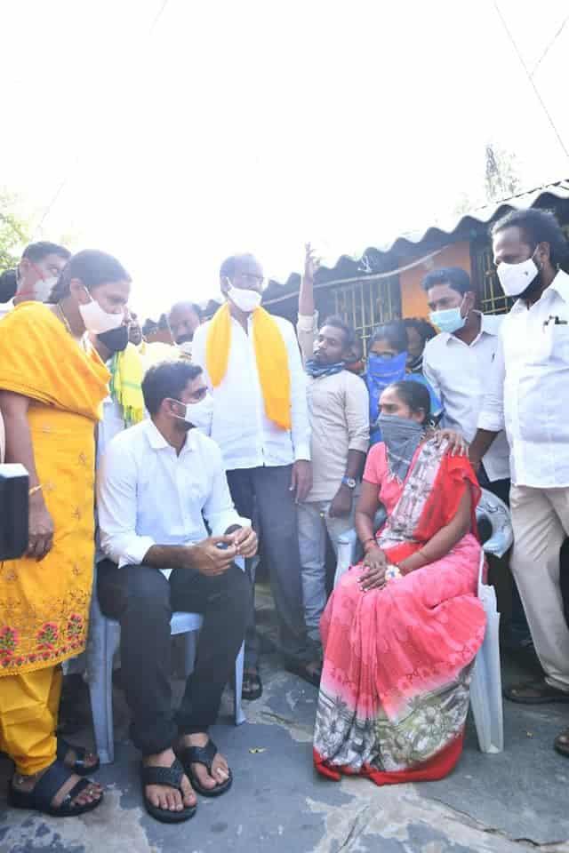 Nara Lokesh | 2017-MLC | TDP | Party General Secretary | Member of the Politburo | Cabinet Minister | Undavalli | Tadepalli | Mangalagiri | Guntur | Andhra Pradesh | theLeadersPage
