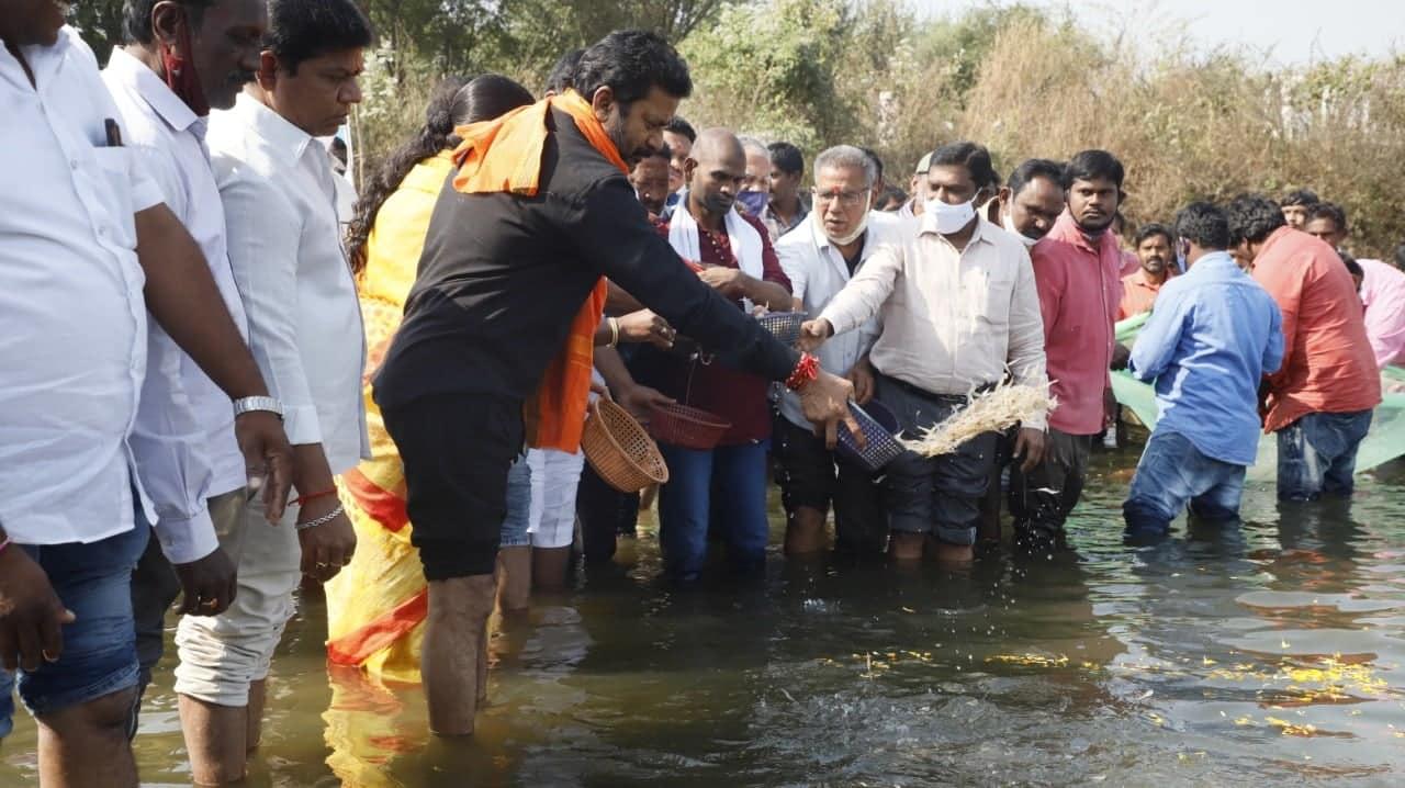 Korukanti Chandar Patel | MLA | Ramagundam | Peddapalli | Godavarikhani | TRS | Telangana | General Secretary of Telugu Yuvatha | theLeadersPage | AIFB