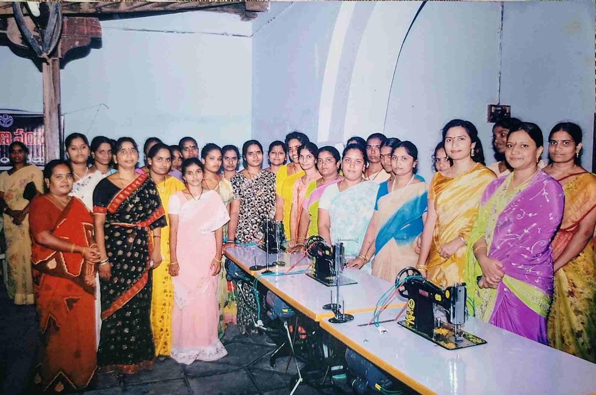 Chitturi Kanaka Durga Venkata Sunanda | YSRCP Senior Leader | YSRCP | Congress | ZPTC Member | Sarpanch |  AMC Member | AMC Chair Person | Velpuru | Tanuku | West Godavari | Andhra Pradesh | theLeadersPage