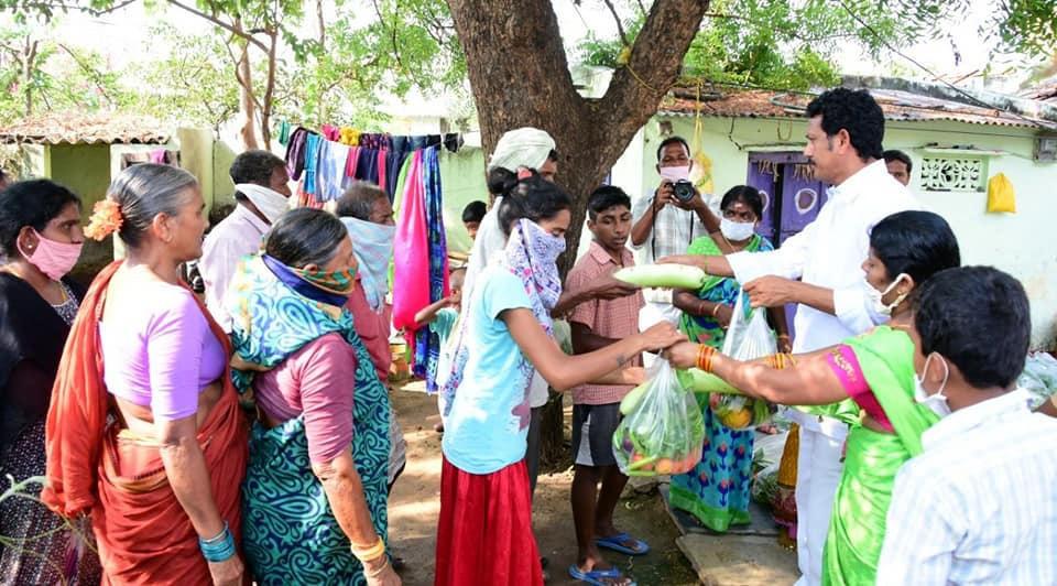 Mothilal Bukya | District President of S.T Cell | 4th Division President | TRS | Kasibugga | Warangal | Warangal Urban | Telangana | theLeadersPage