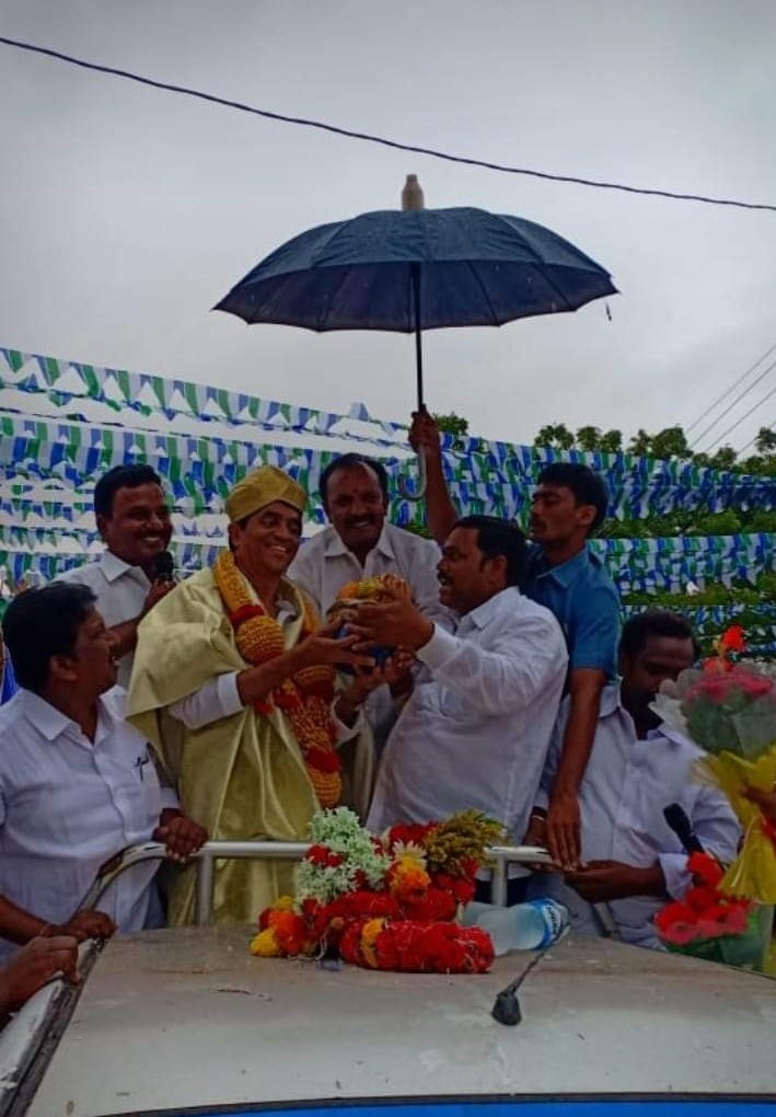 Mettu Venkateshwar Reddy   Chairman of the Agricultural Advisory Council   YSRCP   Mettupalle   Peapully   Kurnool   Andhra Prdesh   Social Services   Congress   theLeadersPage