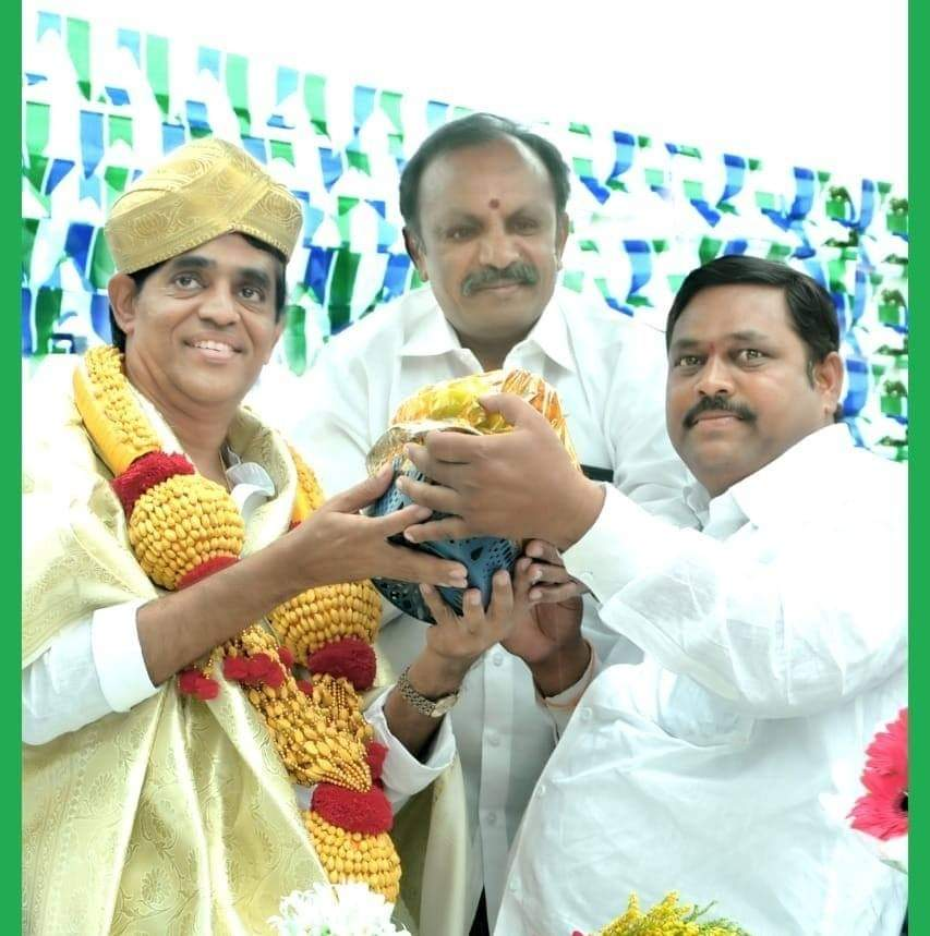 Mettu Venkateshwar Reddy | Chairman of the Agricultural Advisory Council | YSRCP | Mettupalle | Peapully | Kurnool | Andhra Prdesh | Social Services | Congress | theLeadersPage