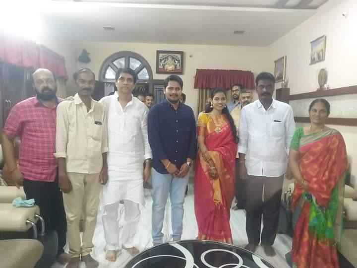Sathike Shyam Sunder Reddy | Active Leader | YSRCP | Congress | TDP | Social Activist | Burugula | Peapully | Dhone | Kurnool | Andhra Pradesh | theLeadersPage