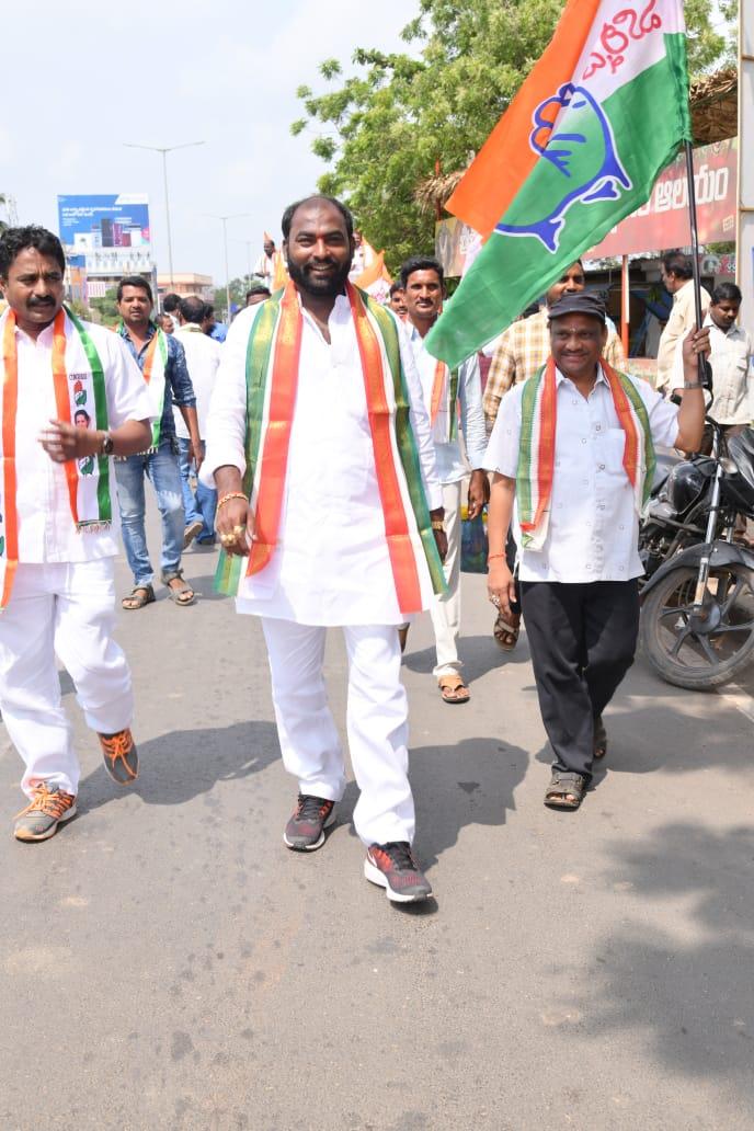 Marneedi Shekhar(Babji) | Narsapuram District National Congress President | Congress | Youth President | Coordinator of Congress party | Narsapuram District DCC President | Social Activist | Tadepalligudem | West Godavari | Andhra Pradesh | theLeadersPage
