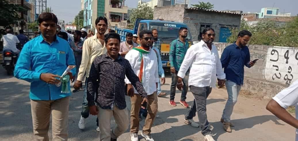 Syed Zakir | Incharge of 15th Division | Lb Nagar | Warangal | Congress Party | Telangana | theLeadersPage | TRS | TDP | Active Member
