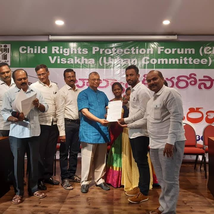 Boddepally Santhosh Kumar | Vice President of Child Rights Protection Forum | Lok Satta | Janasena | Ukku Udhyoga Sangham President | 62nd Ward President | Party Activist | Social Activist | Gajuwaka | Visakhapatnam | Andhra Pradesh | theLeadersPage