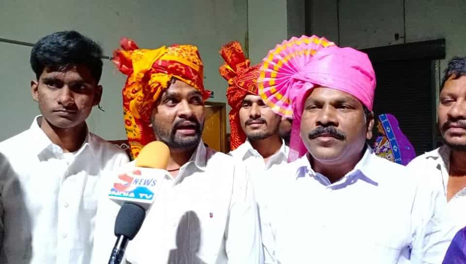 Dharavath Mohan Naik | Mohan Naik | Telangana State Pvt Udhyoga Sangam State Social Media Incharge | Telangana State Leader | Social Media Warrior | Founder and President of Girijana Development Association | Founder and President of Dalitha Force Organization | Social Activist | Bangarithanda | Gayamvarigudem | Chivvemla | Nalgonda | Telangana | TRS | theLeadersPage