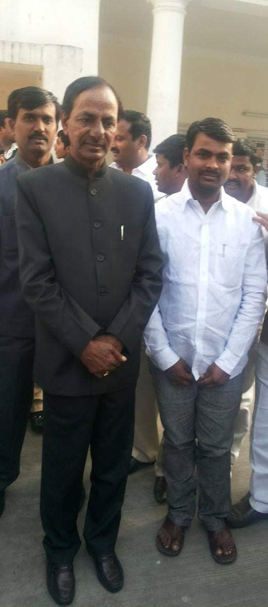 Buttemgari Madhava Reddy | Founder and State President of Reddy Jagruthi | State Youth Chairman of JAC and EWS Forum | Keshavapur | Muduchintalapalli | Medchal | Medchal-Malkajgiri | Telangana | theLeadersPage