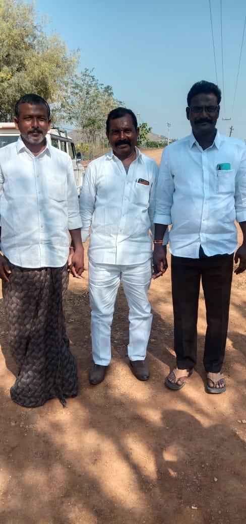 Sathike Shyam Sunder Reddy   Active Leader   YSRCP   Congress   TDP   Social Activist   Burugula   Peapully   Dhone   Kurnool   Andhra Pradesh   theLeadersPage
