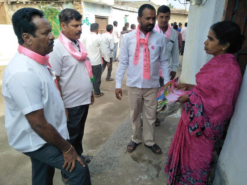 Chityala Narsimulu | Ex-Ward Member | Duddada | Kondapak | Siddipet | Gajwel | Telangana | TRS | theLeadersPage
