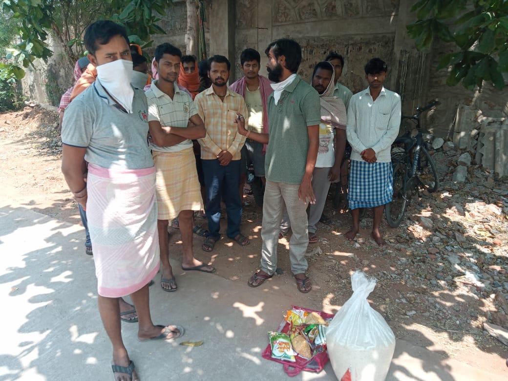 Susheel Kumar Rai | Visakha West Assembly Youth Congress President | 48th Ward Youth Congress President | Social Activist | Congress | Malkapuram | Visakhapatnam | Visakhapatnam West | Andhra Pradesh | theLeadersPage