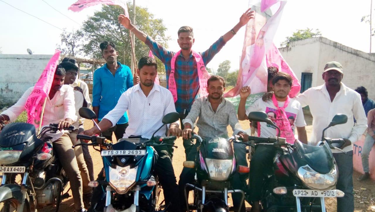 Chouta Mahesh | Ward Member | Village President | TRS | Social Activist | Sarlapally | Amrabad | Achampet | Nagarkurnool | Telangana | theLeadersPage