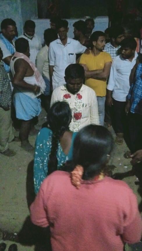 Pasalapati Surya Chandrudu | Sarpanch | Active Member | Chintalapeta | Dhone | Kurnool | Andhra Pradesh | YSRCP | theLeadersPage