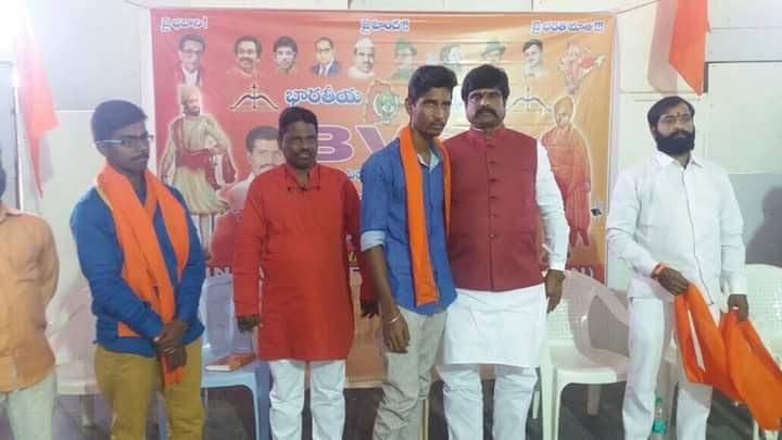Vadla Satish Kumar Chary   Active Leader of TRS   RSS   ABVP   TRS   Shiv Sena Party   Town Convenor of Student Bharatiya Vidhyarthisena   Town President   Party Activist   Social Activist   Bodhan   Nizamabad   Telangana   theLeadersPage