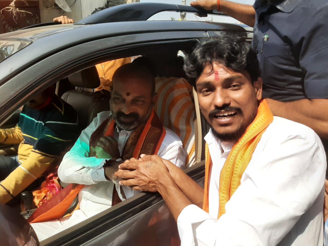 Nadimpally Sravan Kumar | Nakrekal Assembly Incharge | RSS | ABVP | BJYM | Incharge of Shakthi Kendra | Booth Committee Member | Narketpally Town President | Mandal President | Party Activist | Social Activist | Narketpally | Nakrekal | Nalgonda | Telangana | theLeadersPage