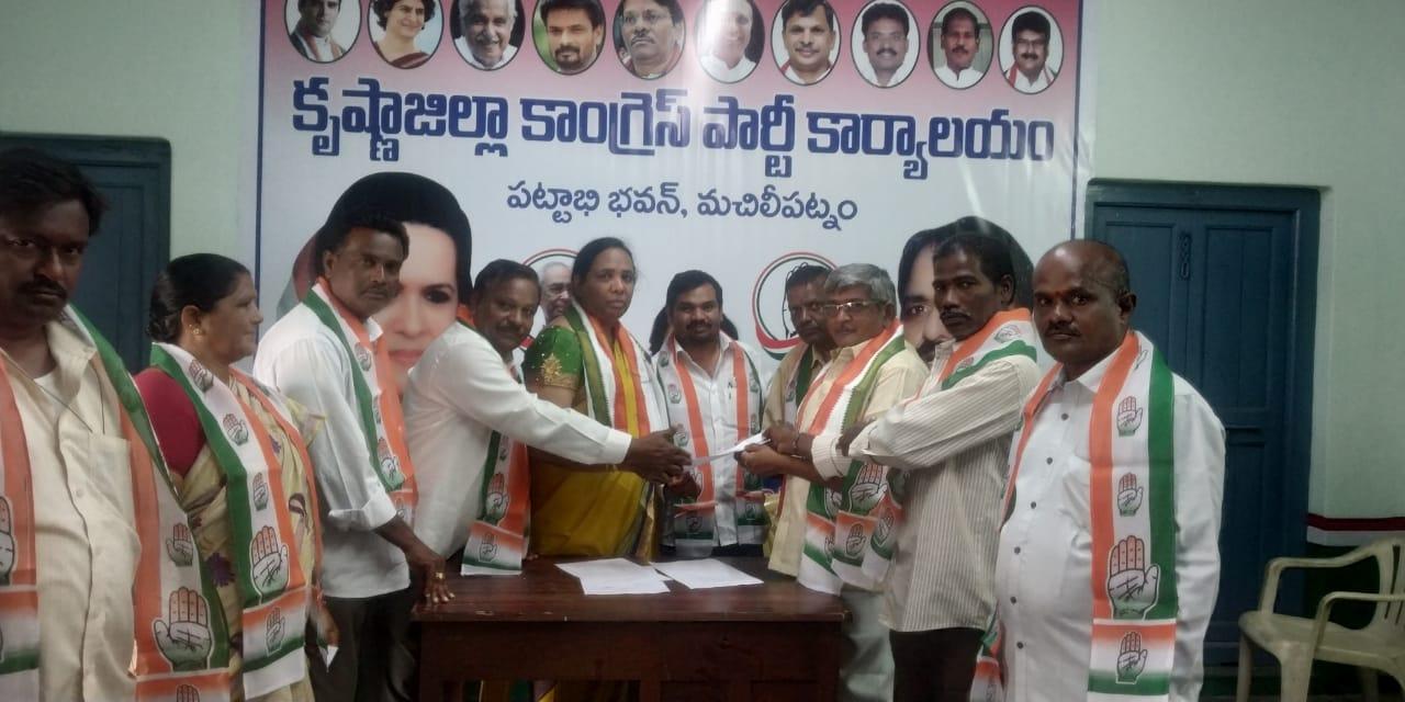 Shaik Chan Basha | Chan Basha Shaik | Chan Basha | President of Machilipatnam Parliament Minority Cell | President of Gannavaram Assembly | Incharge of Gannavaram Assembly | Incharge of Machilipatnam Parliament Minority Cell | Compete ZPTC | Active Member | Youth Congress Party | Congress Party | INC | Nidamanuru | Guduru | Vijayawada | Gannavaram | Krishna | Andhra Pradesh | theLeadersPage