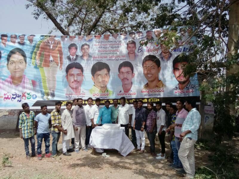 Nallagonda Naveen Kumar | Naveen Kumar | Mandal Secretary | Active Member | Secretary of Congress party | Mandal President | Kondapalkala | Manakondur| Karimnagar | Telangana | NSUI | INC | theLeadersPage