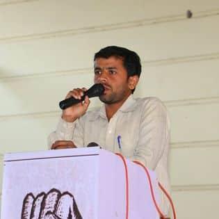 Palthyavath Srinu Nayak | District Convenor | Division Joint SFI | Division Secretary |  District Vice President | District President | SFI |Kadiyala Kunta | Saroornagar | Shadnagar | Telangana | theLeadersPage