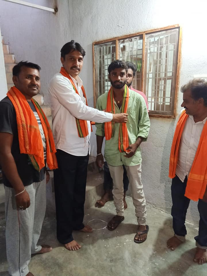 Chilukamarri  Madan Mohan   Convenor of Jagityal Assembly Constituency   ABVP   BJP   Advocate   BJYM Mandal President   Osmania University Law College President   District Execuitive Member   District Official Spokesperson   Jagityal   Telangana   theLeadersPage