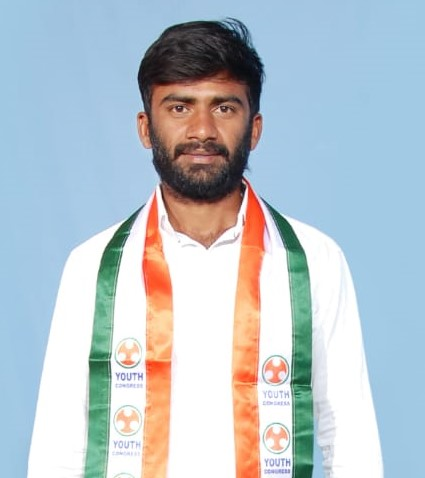 Chikkula Shekar | Constituency Youth Congress Leader | Congress | Village Youth Congress President | Constituency Leader | Party Activist | Social Activist | Velpucherla | Jajireddygudem | Thungathurthi | Suryapet | Telangana | theLeadersPage