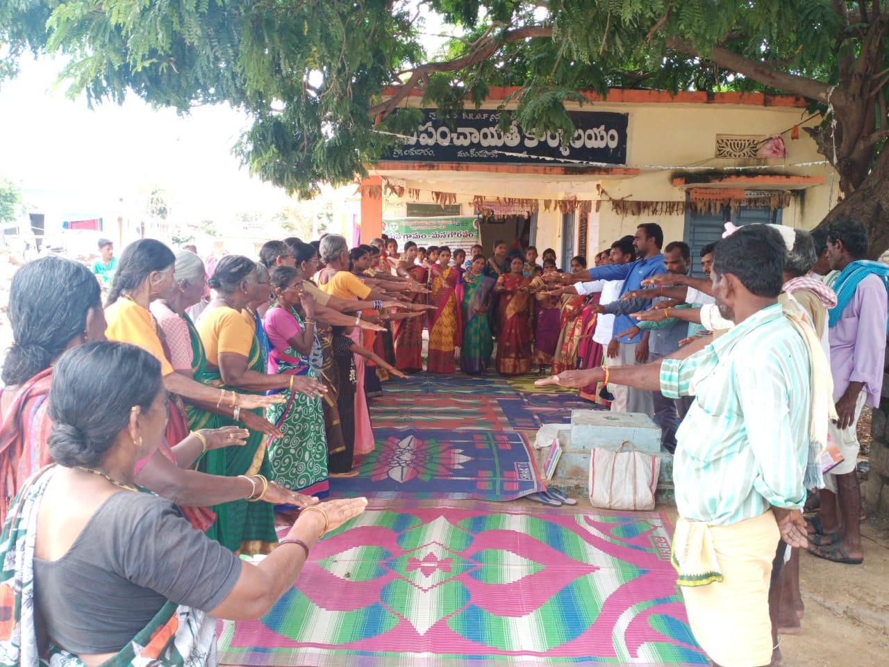 Kanduri Ailaiah |  Ailaiah | Sarpanch | Vice-Sarpanch | District Secretary | MPTC | Active Member | INC | TRS | Lakudaram | Kondapak | Siddipet | Gajwel | Telangana | theLeadersPage