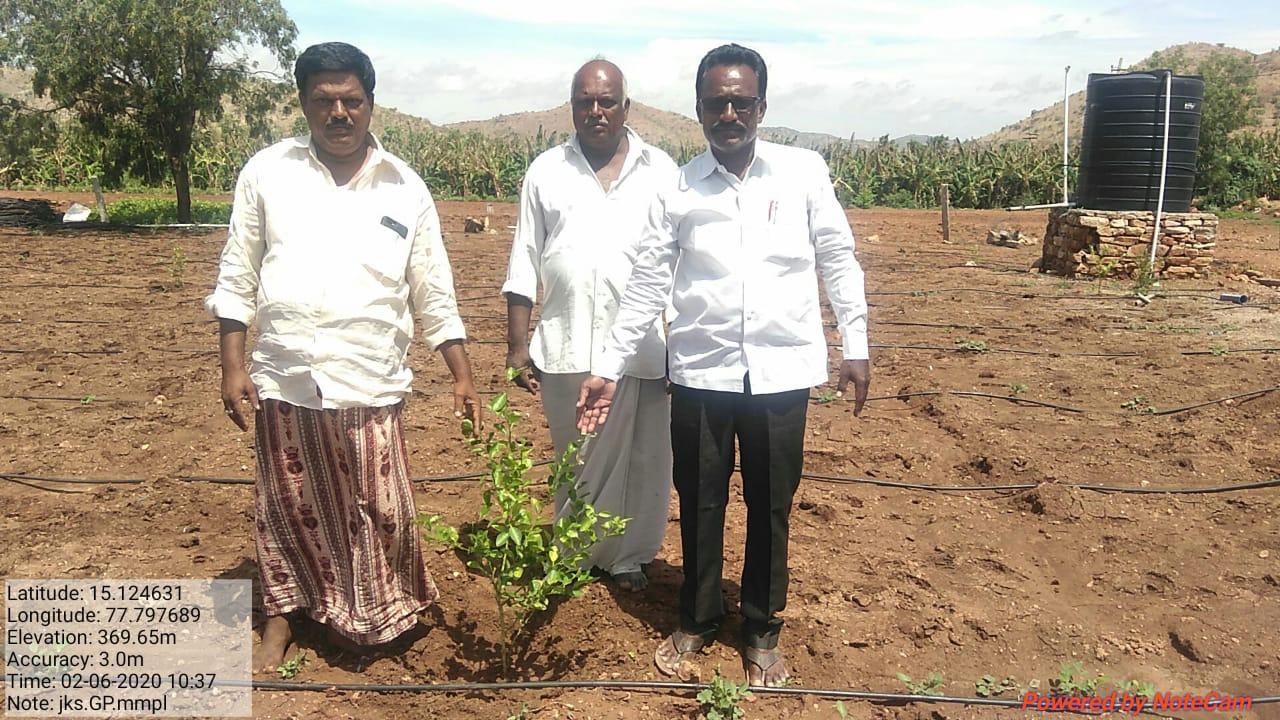 Parvatham Bhaskar Reddy | MPTC | YSRCP Leader | Active Member | Congress | TDP | YSRCP | Social Activist | Jakkasanikuntla | Peapully | Dhone | Kurnool | Andhra Pradesh | theLeadersPage