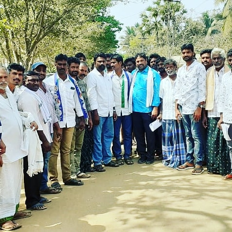 Busanaboina Sathyanarayana | Sathyanarayana | Secretary of Rajahmundry Parliament | Ex-ZPTC | Mandal Youth President |  Mandal Secretary | ZPTC | Incharge of Chintalapudi Assembly | Mandal President | Chairperson of Annadhana Trust in Yadava Kalyana Mandapam | Dorasanipadu | Dwarakatirumala | West Godavari | Gopalapuram | Andhra Pradesh | INC | YSRCP | theLeadersPage