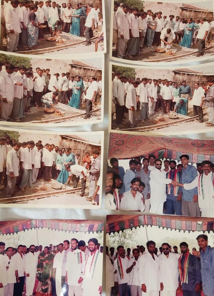 Mandha Ramesh Patel | District Executive Member | Ex-Sarpanch | BJP | Congress | TRS | PRP | Village Committee President | BJYM Mandal President | Mandal General Secretary | Constituency Incharge | Mandal President | District General Secretary | Party Activist | Social Activist | Pasaragonda | Damera | Parkal | Warangal Rural | Telangana | theLeadersPage
