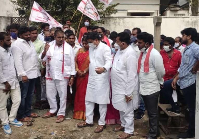 Taripi Reddy Nagaprasad | Mandal General Secretary | Active Member | party Activist | PRP | Jana Sena | Akkampeta | Jangareddigudem | West Godavari | Chintalapudi | Andhra Pradesh | theLeadersPage