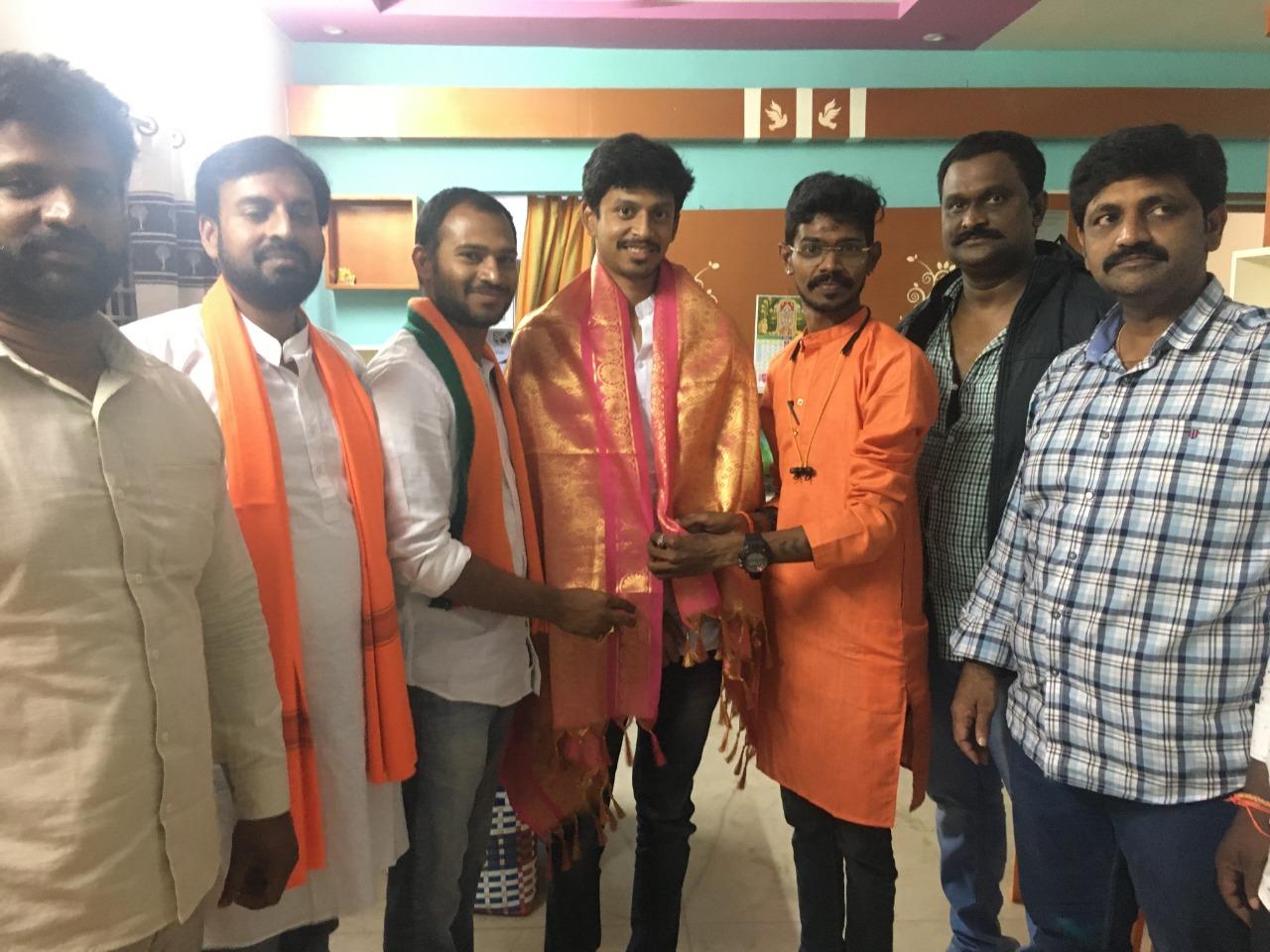 HariBabu Naidu Ramisetty | District General Secretary | Youth Wing Town Incharge | HR Manager of Sundhar Raja Nursing Home | District Convener | Ongole | Prakasam | Andhra Pradesh | JanaSena | BJYM | BJP | theLeadersPage