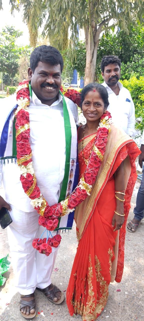 Mooli Ganga Maheshwar Reddy   32rd Ward Councilor   Kadapa District Parliament Joint Secretary   Congress   YSRCP   Social Activist   Brahmanapalle   Pulivendula   Kadapa   Andhra Pradesh   theLeadersPage