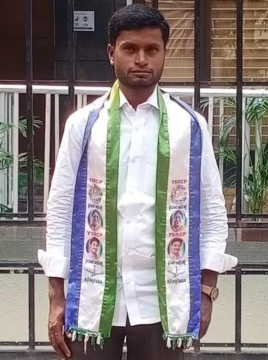 Jogi Mahadevaiah | Sarpanch | Party Activist | Gooty Anantapuram | Peddavadugur |Anantapur | Tadipatri | Andhra Pradesh | YSRCP | theLeadersPage
