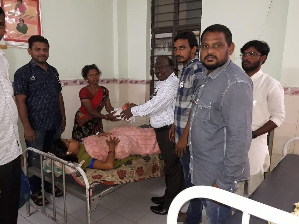Purmamila Ashok Kumar   Janasena Party Activist   Student Union Leader   Janasena   CPM   SFI   DYFI   Social Activist   Koilkuntla   Banaganapalle   Kurnool   Andhra Pradesh   theLeadersPage