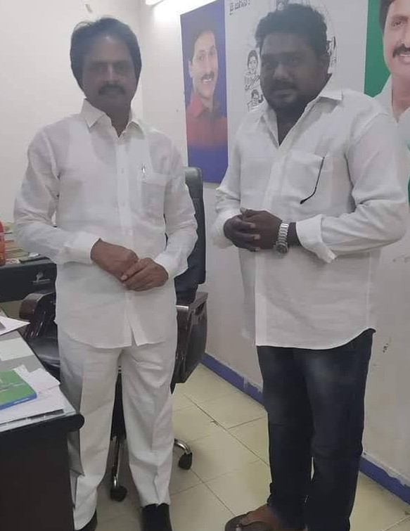 Velagapalli Pradeep | State Trade Union Secretary | SFI Leader | Mandal President | District President | President of the Youth Section Zone | YSRCP | SFI | NSUI | Perikeedu | Bapulapadu | Krishna | Gannavaram | Andhra Pradesh | theLeadersPage