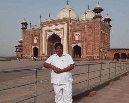 Kondameeda Rajan Babu | Chairman and Founder | Kriya Shilaka Member | TRS | Ursu Bodrai | Warangal Kila | Warangal East | Warangal Urban | Telangana | theLeadersPage