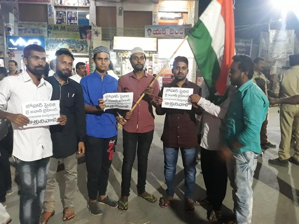 Sheik Shekshavali | State Secretary of Student Wing | NSUI | YSRCP | District Secreatry | Social Activist | Kalyandurg | Anantapur | Andhra Pradesh | theLeadersPage