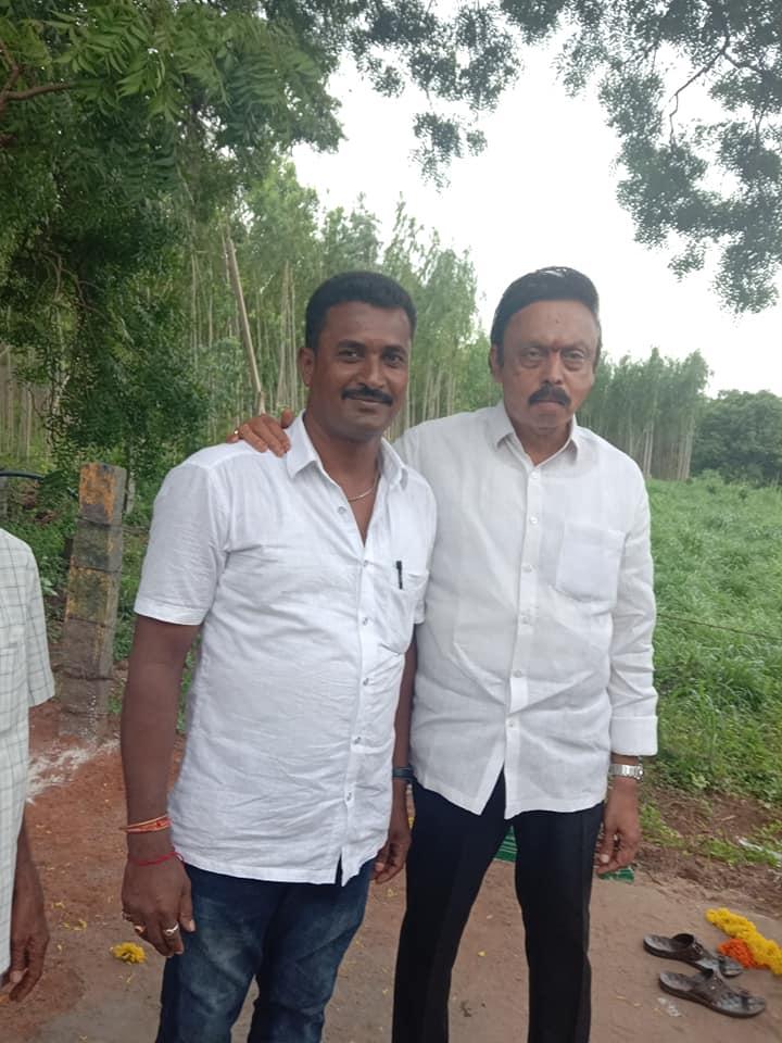 Gamasu Krishna Rao | Village Youth President | YSRCP | District Member of Mudhiraj Community | Social Activist | Bhimreddypally | Vissannapeta | Thiruvuru | Krishna | Andhra Pradesh | theLeadersPage