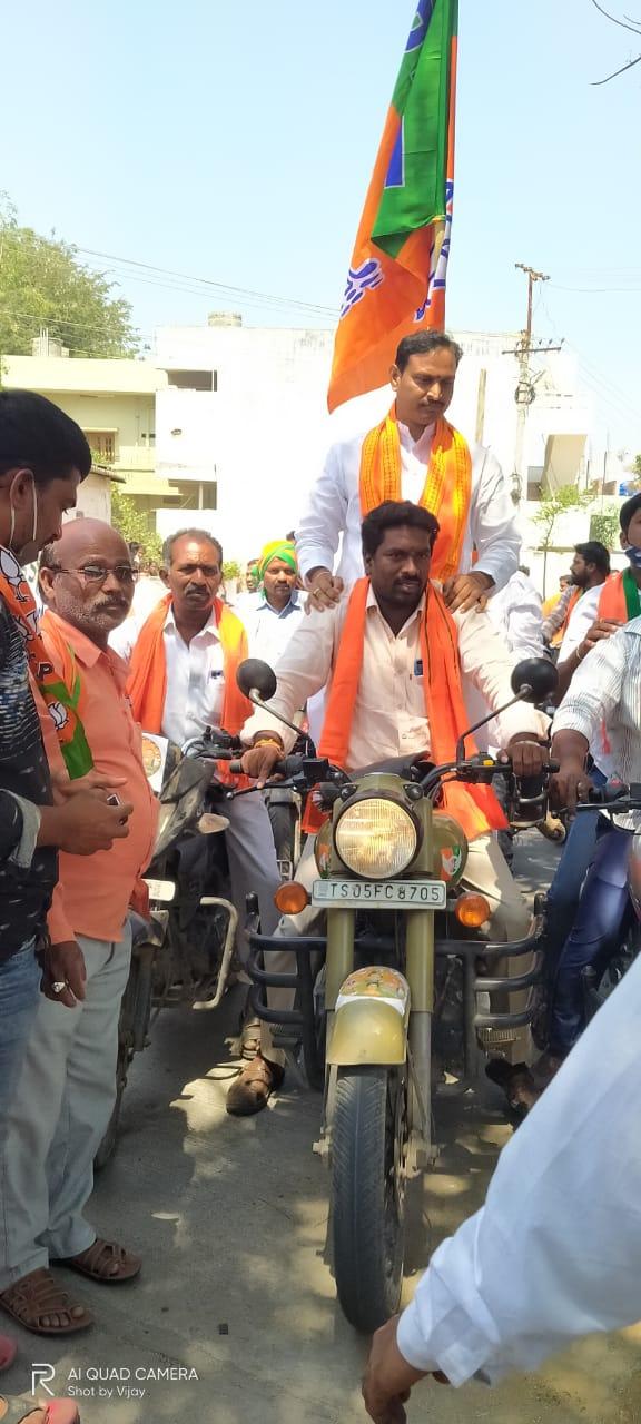 Korvi Shankar | Shankar | Mandal President | Village President | Mandal President Secretary | Active member | Student Leader | ABVP | BJP | A.P. Lingotam | Narketpally | Nakrekal | Nalgonda | Telangana | theLeadersPage