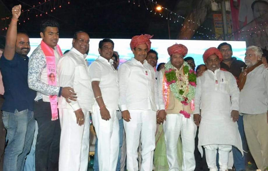 Ravi Kumar Jain (RK Jain) | Trade Cell Secretary | Party Activist | Akhil Bharat Hindu Mahasabha President | Afzal Gunj | Nampally | Goshamahal | Hyderabad | Telangana | theLeadersPage