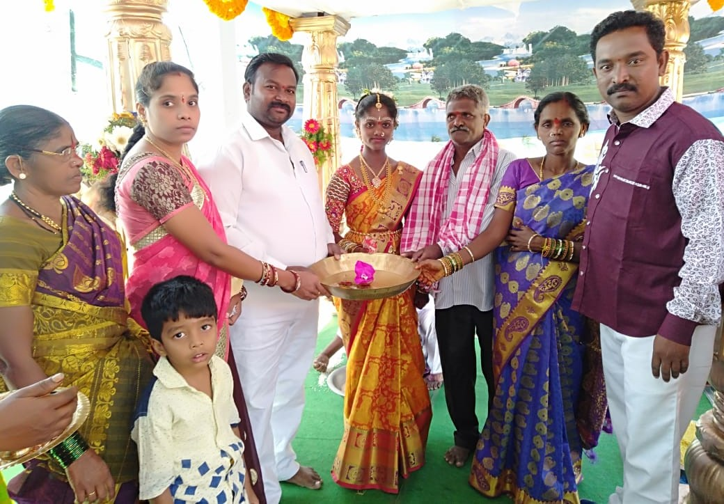 Chinthala Rajesh | Mandal President | 9th Ward Member | TRS | BJP | ABVP | Mandal Treasurer | Mandal General Secretary | Party Activist | Social Activist | Domakonda | Kamareddy | Telangana | theLeadersPage
