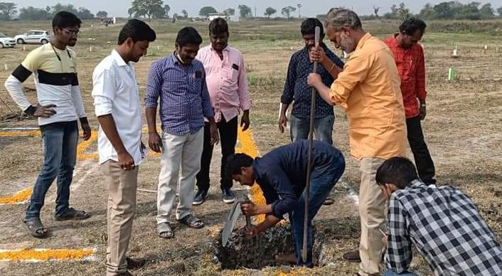 Marakala Rama Krishna | State Incharge of Jai Madiga Seva Sangam | Andhra Pradesh | YSRCP | Incharge of 16th Ward | President of APMRPS | State President of Madiga Mahasena | Incharge of Madiga Mahasena | YSRCP Leader | Tiruvuru | Krishna | theLeadersPage