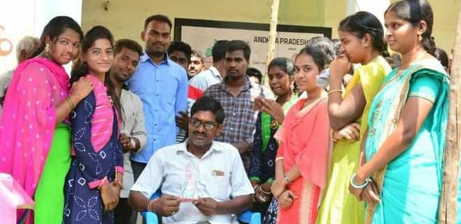 Burra Ramulu Goud   Spokesperson   INC   10th Ward Member   Chairperson of SMC   Mandal Media Advisor of TJAC   President of VDC   President of VEC   Nancherla   Pegadapalli   Jagtial   Dharmapuri   Telangana   theLeadersPage